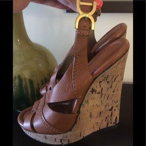 Chloe sandals 37.5 us 6